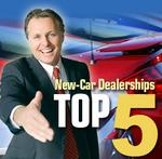 Top 5: New Vehicle Dealerships