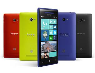 Windows Phone 8, HTC, smartphone