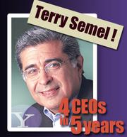 Under Terry Semel, Yahoo's stock value rose by more than 150 percent between May 2001 when he arrived and June 2007 when he left. But he famously blew an opportunity to buy Google and its search advertising money-making machine for $5 billion, making his stature as one of the highest-paid CEOs in the world hard to justify.