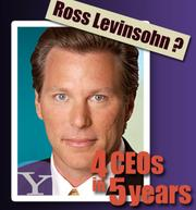 Yahoo media chief Ross Levinsohn is only the interim CEO at this point but it's too soon to tell how popular he may be with employees or investors. The stock is up about 1 percent since he was put in charge.