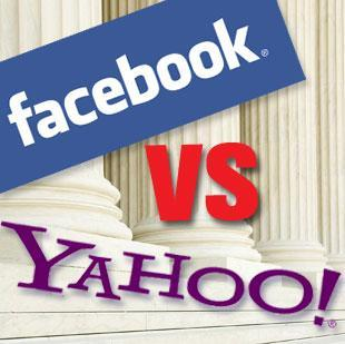 Facebook and Yahoo have settled their patent disputes and plan to expand their previous partnership.