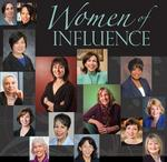 Read about 100 Women of Influence in Silicon Valley