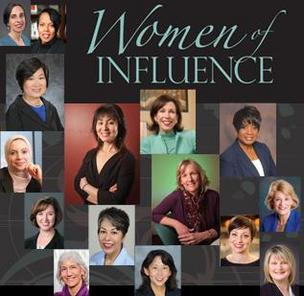 Women of Influence cover illustration
