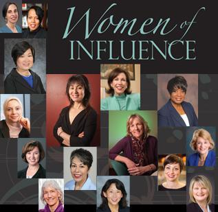 Click through the photo gallery to see the full list of this year's Women of Influence. Their full profiles and pictures can be viewed by clicking the links in the accompanying story.