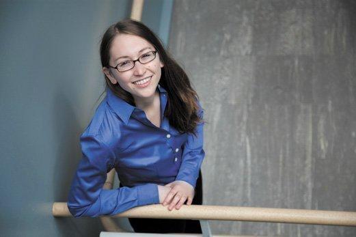 Carol Owens, team leader on the Google project.