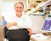 David Haussler, Director of the Center for Biomolecular Science and Engineering