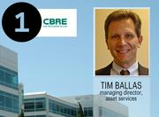 No. 1: CBRE Inc. 