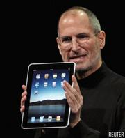 In 2010, Apple releases the iPad, simultaneously creating a market for an entirely new class of mobile device: the tablet computer. The iPad has to date sold 28.73 million units.