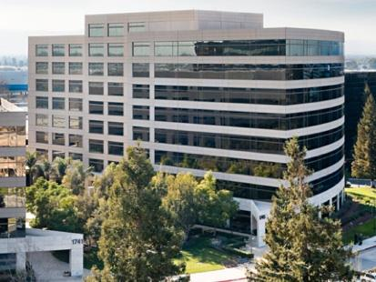 InvenSense is taking over a big chunk of 1745 Technology Drive in San Jose.