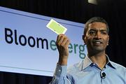 K.D. Srihar is CEO of Bloom Energy, a Sunnyvale company that won the Silicon Valley/San Jose Business Journal Emerging Technology Award for Environment.