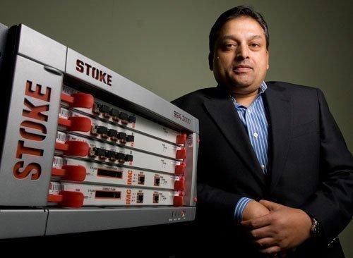 Stoke, led by CEO Vikash Varma, raised $17 million in new funding.