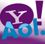 October 2010: Yahoo/AOL merger rumors In October 2010, rumors begin to spread that AOL Inc. might be in talks to purchase Yahoo. A selling point was reportedly Yahoo's Asian holdings, which included a 43 percent stake in Alibaba Group, China's largest e-commerce company. At the time, analysts estimate that Alibaba accounted for as much as 50 percent of Yahoo's market cap and it was thought AOL would spin that off to Alibaba CEO Jack Ma. A rift that had formed between Yahoo and Ma, who was close to Jerry Yang but reportedly chafed under Bartz' leadership. In November, a plan by private equity companies to buy Yahoo and spin Alibaba out was put forward but went nowhere.