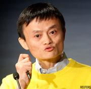 July 2011- Jack Ma spins out Alipay Tensions between Alibaba and Yahoo reached a breaking point in July, when Jack Ma spun out Alipay, its Paypal-esque online payment platform, without seeking approval from Yahoo. Ma said the spinout was prompted by the Chinese government, which forbids foreign companies from owning payment networks. Shareholders reacted negatively, and Yahoo's stock plummeted.