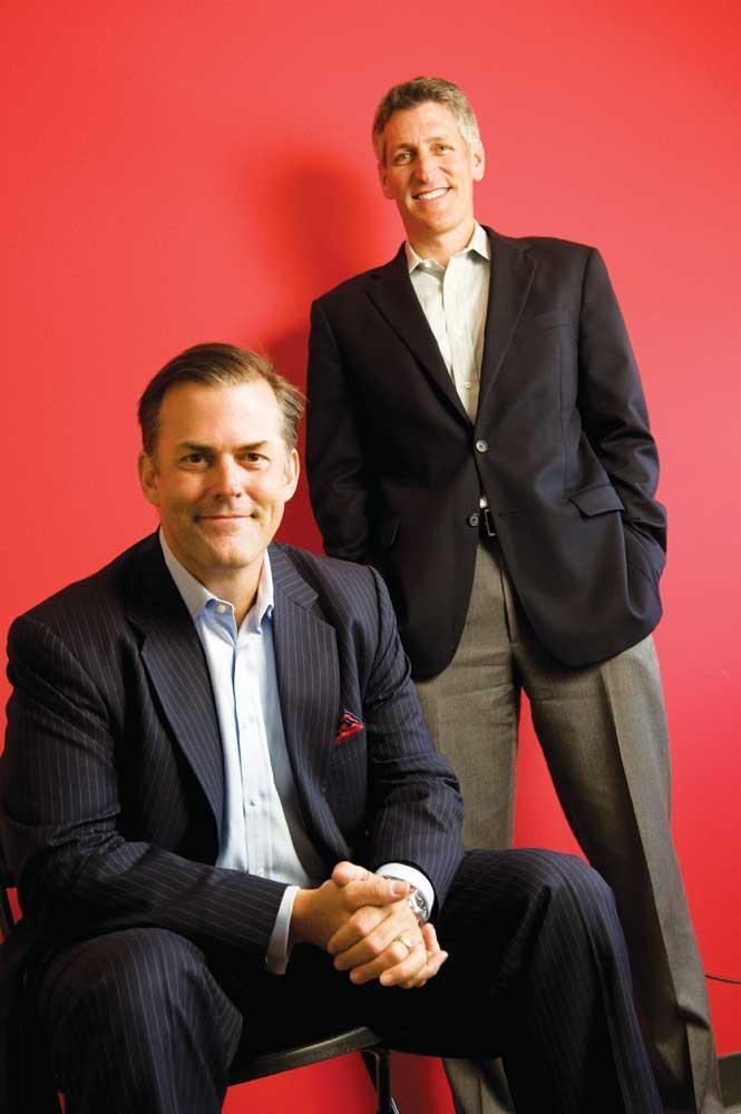 Co Founders Kurt De Gorsz And Brian Hetherington Re Branded ABD Insurance Financial