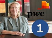 No. 1: PricewaterhouseCoopers LLP  Address: 488 Almaden Blvd., Suite 1800, San Jose 95110  Total number of professionals in Silicon Valley: 1,320  Top local executives: Amity Millhiser, Silicon Valley office managing partner