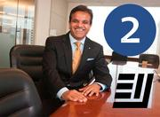No. 2: Ernst & Young LLP  Address: 303 Almaden Blvd., San Jose 95110  Total number of professionals in Silicon Valley: 1,000  Top local executives: Kailesh Karavadra, San Jose office managing principal