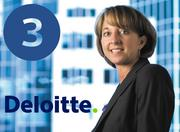 No. 3: Deloitte  Address: 225 W. Santa Clara St., San Jose 95113  Total number of professionals in Silicon Valley: 827  Top local executives: Teresa Briggs, Bay Area managing partner, and Garrett Herbert, Silicon Valley managing partner (not pictured)