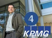 No. 4: KPMG LLP  Address: 3975 Freedom Circle Dr., Suite 100, Santa Clara 95054  Total number of professionals in Silicon Valley: 637  Top local executive: Tim Zanni, managing partner