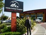 Adobe Animal Hospital hires <strong>Paul</strong> <strong>Eccles</strong>