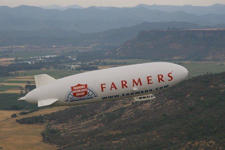 "Airship Ventures said that its Zeppelin airship called ""Eureka"" is seeking a new sponsorship partner."