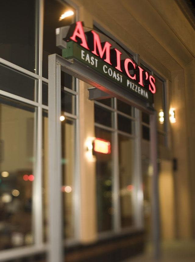 Amici's East Coast Pizzeria in downtown San Jose was one local business hit hard by the NHL's 113-day lockout. A tentative league deal has been reached, and the team should be back on the ice by late January.