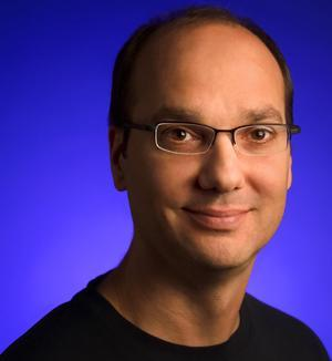 Google Android chief Andy Rubin says the company has no plans to open retail stores to sell its devices.