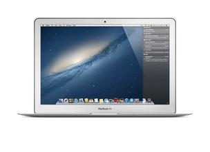 MacBook Air with OS X Mountain Lion
