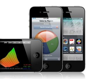 Apple iPhone business apps