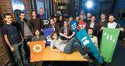 """""""Everyone here is allergic to process and being told what to do,"""" says Heroku Vibe Manager Sharon Schmidt. The company was ranked No. 2 among companies with 25-50 employees in the Bay Area Best Places to Work by the Silicon Valley/San Jose Business Journal and San Francisco Business Times. The full story can be read on the papers' websites."""