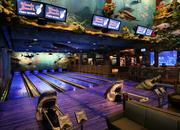 The new location will also include a bowling alley.