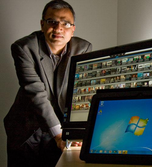 BlueStacks, run by Rosen Sharma, has raised $7.6 million to help launch its software which allows Android apps to run on Windows computers.