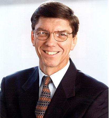 """Clayton Christensen, Harvard Business School professor and author of """"The  Innovator's Dilemma,"""" says Tesla, Apple, VCs and universities all face  big disruptive threats"""