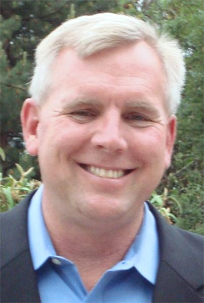 Robb Courtney starts Nov. 7 as the new director of parks and recreation for the county of Santa Clara.