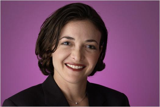 Sheryl Sandberg, Facebook's chief operating officer, will be the first woman on its board of directors.