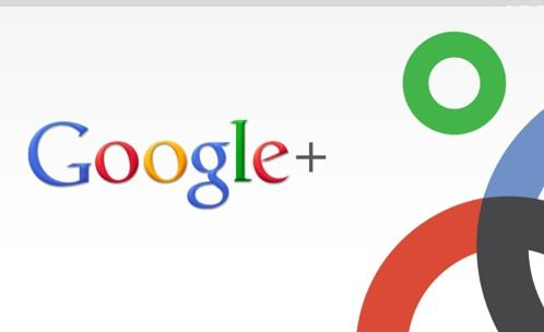 Google Inc.'s social network Google+ debuted at the top spot on a  customer-service index of social media websites.