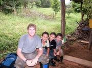 Like Chase Adam, Howard Glenn is another Watsi co-founder who volunteered with the Peace Corps in Costa Rica. He handles the nonprofit's financesafter working in wealth managementin wealth management in Raleigh, N.C., and New York City. He has a degree in finance from North Carolina State University.