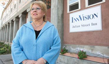 Christine Burroughs, the long-time CEO of InnVision, announced her retirement, effective June 30.