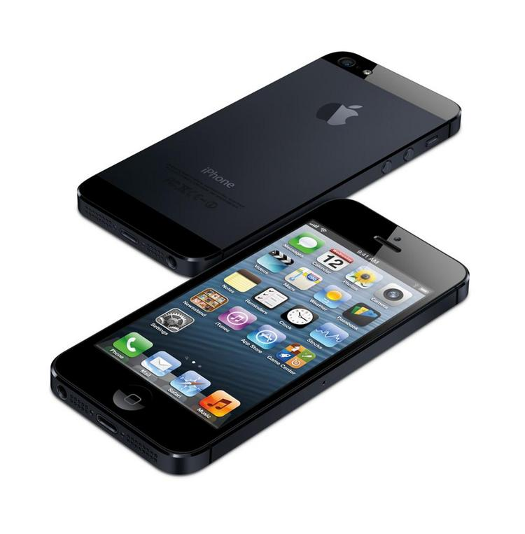 Apple announced the new iPhone 5 on Wednesday. It is available for pre-order on Friday and goes on sale Sept. 21.