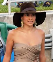 Actress and singer Jennifer Lopez's name was the fifth most-searched term on the Internet in 2011, according to an annual ranking by Yahoo. The iPhone was No. 1.