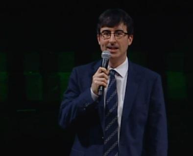 Daily Show comedian John Oliver hosted the Crunchies awards Thursday night. Click through the photo gallery for pictures of Yahoo CEO Marissa Mayer, Facebook CEO Mark Zuckerberg and some of the winners.