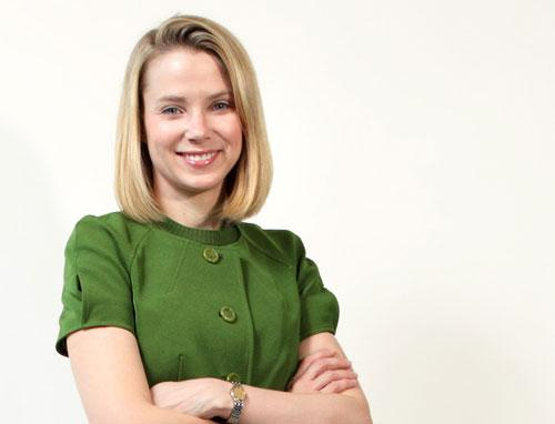 Marissa Mayer has been given a contract worth up to $60 million in her new job as Yahoo's CEO.