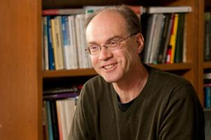 John Mitchell is a computer scientist and Stanford's first vice provost for online learning. His office offered seed funding for 14 professors to move their courses online in creative ways.