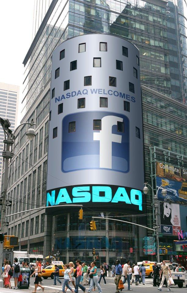 Nasdaq welcomes Facebook to its first day of trading as a public company.