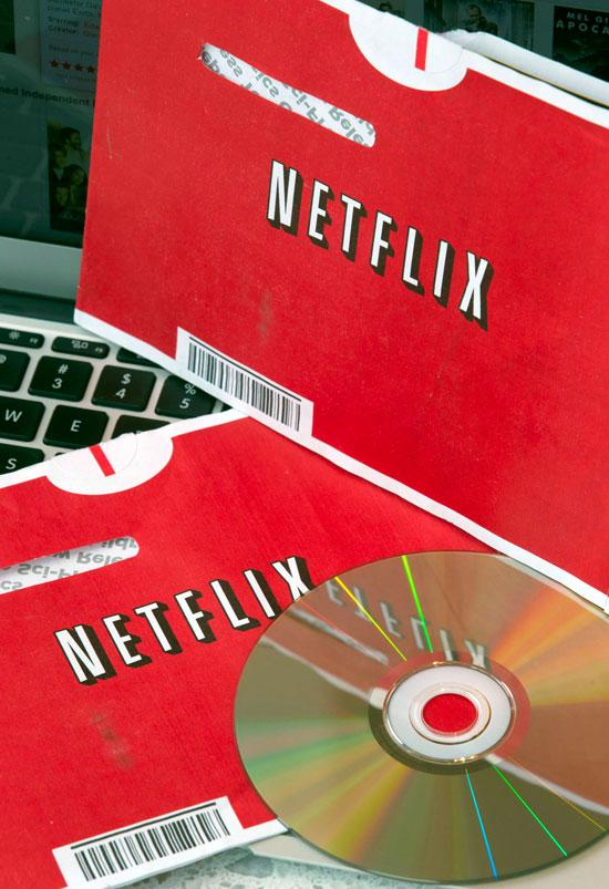 At the time of GameFly's complaint, Netflix shipped about 590,000 discs per month through the USPS.