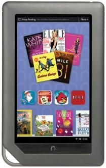 Barnes & Noble is lowering the prices of its Nook Tablets.