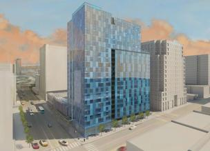 The latest renderings of One South Market show a revised project with  more street-level activity and a more dynamic building envelope. Click above to see more of the project.