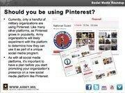 Slide 8 of U.S. Army primer on Pinterest.