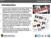 Slide 3 of U.S. Army primer on Pinterest.