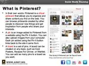 Slide 4 of U.S. Army primer on Pinterest.