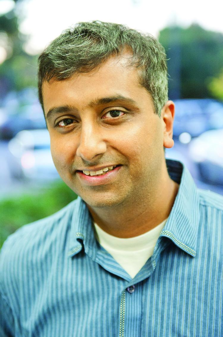 Harsha Prahlad is one of 2011's 40 Under 40 honorees.